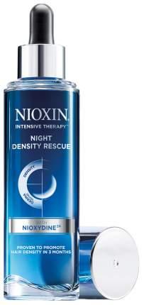 Сыворотка для кожи головы Nioxin Intensive Therapy Night Density Rescue 70 мл