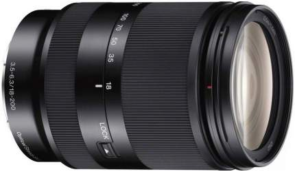Объектив Sony E 18-200mm f/3.5-6.3 OSS LE