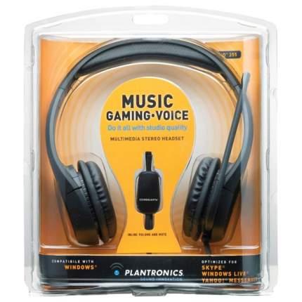 Игровые наушники Plantronics Audio Audio 355 Black