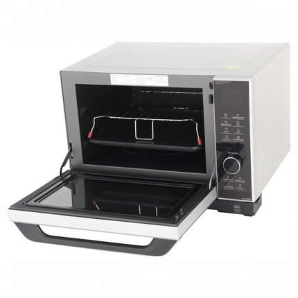 Микроволновая печь с грилем и конвекцией Panasonic NN-DS596MZPE silver