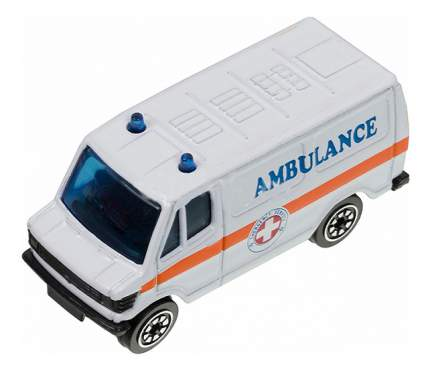 Набор машин спецслужб Welly 98630-4b