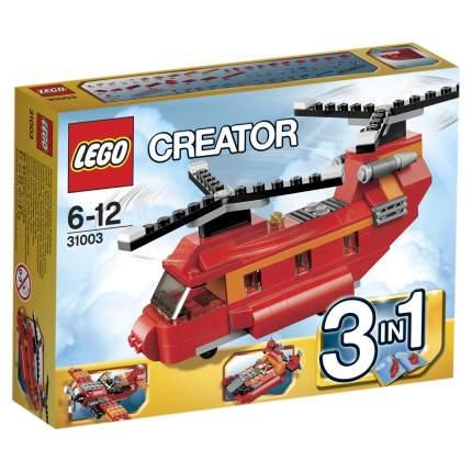 Конструктор LEGO Creator Грузовой вертолёт (31003)