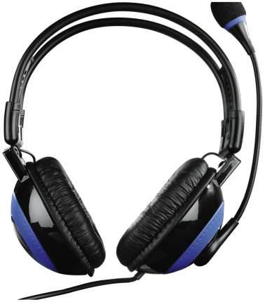 Игровые наушники Hama uRage Vibra Black/Blue