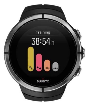 Смарт-часы Suunto Spartan Ultra черные