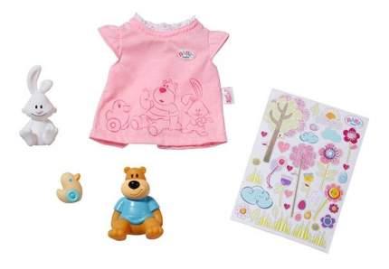 Одежда и животные Baby Born Zapf Creation 819-616