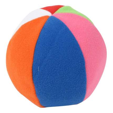Мячик детский Мякиши Мяч с погремушкой Радуга 6