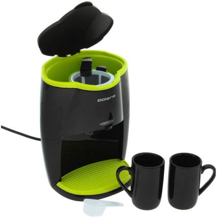 Кофеварка капельного типа Polaris PCM 0210 Black/Green