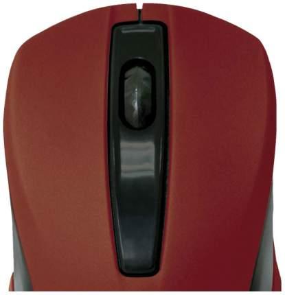 Беспроводная мышка Defender Safari MM-675 Nano Red (52605)