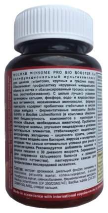 Витаминный комплекс для собак Wolmar Winsome Booster Ca mini, 180 таб