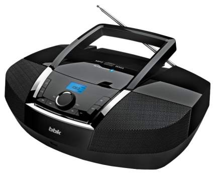 Магнитола BBK BX519BT Черный
