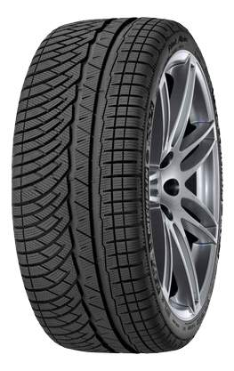Шины Michelin Pilot Alpin PA4 245/50 R18 100H RunFlat