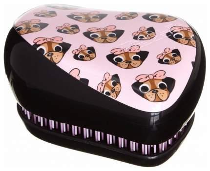 Расческа Tangle Teezer Compact Styler Pug Love