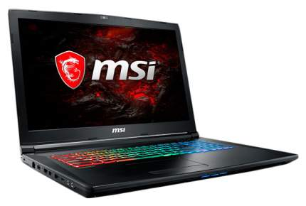 Ноутбук игровой MSI Leopard Pro GP72VR 7RFX-600RU