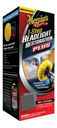 Набор для восстановления фар Meguiar's Headlight Restoration Kit G1900K 0,118 л