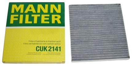 Фильтр воздушный салона MANN-FILTER CUK2141