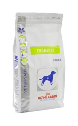 Сухой корм для собак ROYAL CANIN Diabetic Adult, птица, 1.5кг