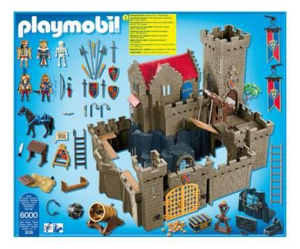 Игровой набор Playmobil PLAYMOBIL Рыцари. Королевский замок рыцаря Льва