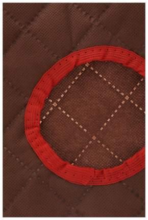 Гамак для хорьков и грызунов Petto текстиль 23x35см коричневый