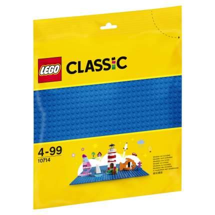 Конструктор LEGO Classic Синяя базовая пластина (10714)