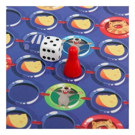 Семейная настольная игра Play Land День Кошек A-827