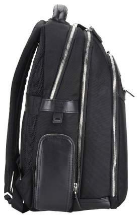 Рюкзак кожаный Piquadro Link черный 41 л