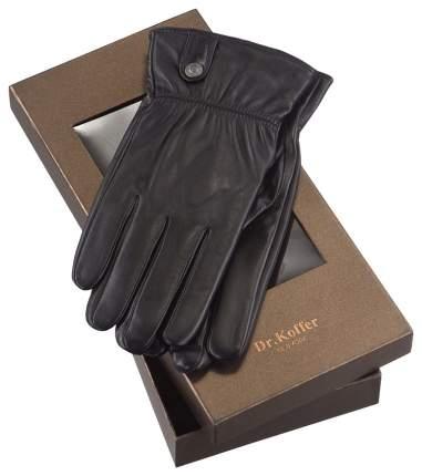 Мужские перчатки Dr. Koffer H760101-41-04 8,5 Черные