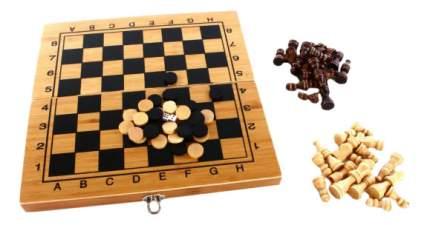 Настольная игра Shantou Gepai Шахматы, шашки, нарды