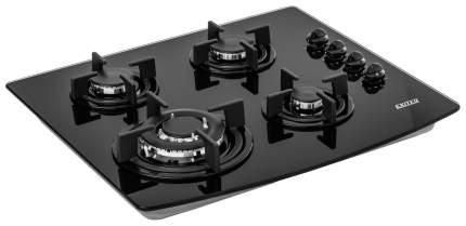 Встраиваемая варочная панель газовая Exiteq PL 640 STGB(P)-E Black