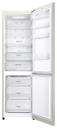 Холодильник LG GA-B499SEQZ Beige