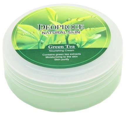 Крем для лица Deoproce Greentea Natural Skin Nourishing Cream 100 г