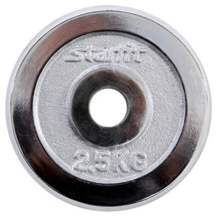 Гантель разборная StarFit BB-501 25 мм, 20 кг