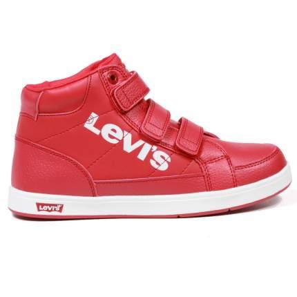 Ботинки VGRA0011S Red 0047 Levi's Kids р.39