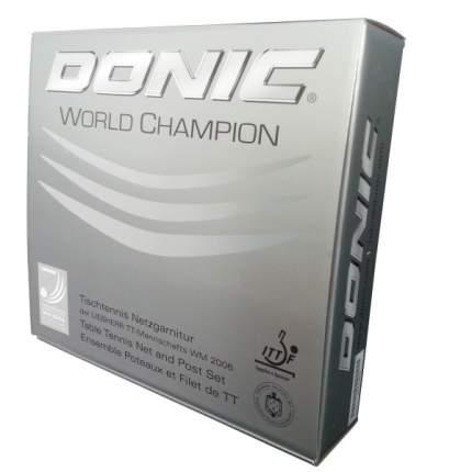 Сетка для настольного тенниса Donic World Champion синяя