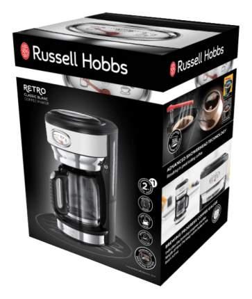 Кофеварка капельного типа Russell Hobbs Retro Classic White (21703-56)