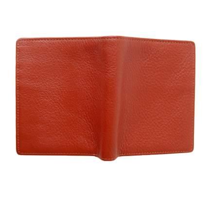 Кожаный кошелек рыжего цвета Bufalo WLJ-04