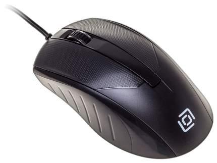 Проводная мышка OKLICK 315M Black