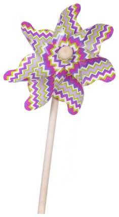 Ветрячок ЯиГрушка Зигзаги 31 см