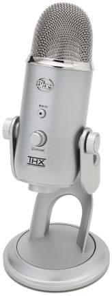 USB-микрофон Blue Microphones Yeti для Mac/PC (Silver)