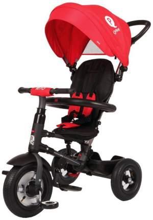 Велосипед детский трехколесный Modi QPlay с родительской ручкой Красный