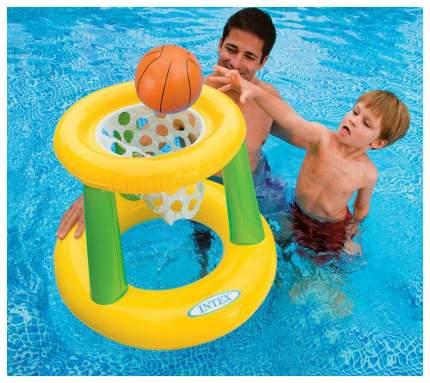 Игрушка надувная Intex Водное баскетбольное кольцо