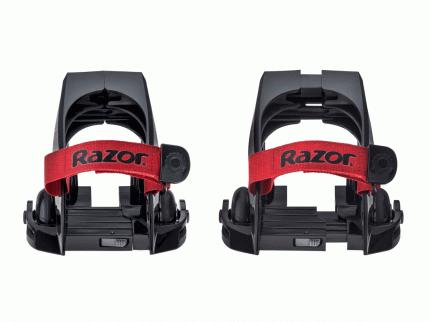Электроролики Razor Turbo Jetts на обувь