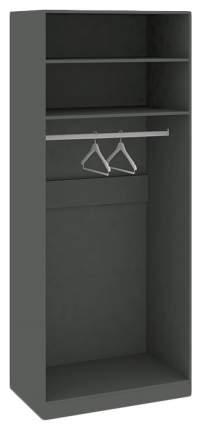 Платяной шкаф Трия Наоми СМ-208.07.05 TRI_74419 89,5х58х218,1, серый