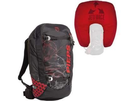 Лавинный рюкзак Pieps Jetforce Tour Rider L черный, 24 л
