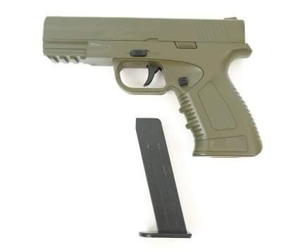 Страйкбольный пружинный пистолет Galaxy  Китай (кал. 6 мм) G.39G (зеленые)