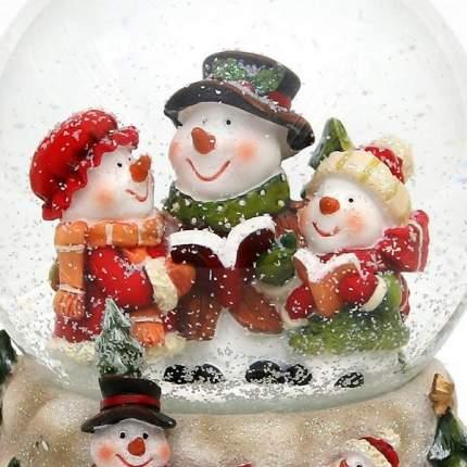 Шар на ель Sigro Новый год 12 см 50-1479