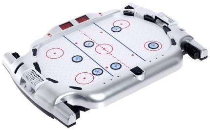 Аэрохоккей «Высшая лига», световые и звуковые эффекты, работает от батареек Zhorya