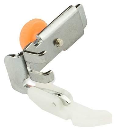 Лапка для швейных машин Aurora, для вшивания молний (тефлоновая) AU-103