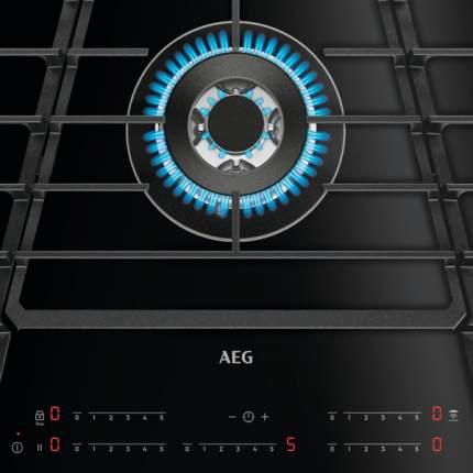 Встраиваемая газовая панель AEG HVB75450IB