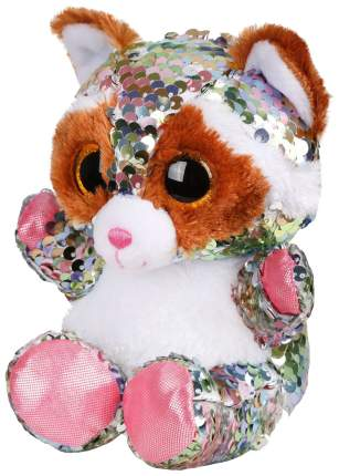 Мягкая игрушка животное Fluffy Family Енот