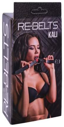 Чокер Rebelts Kali Black 7749-01 с кольцом
